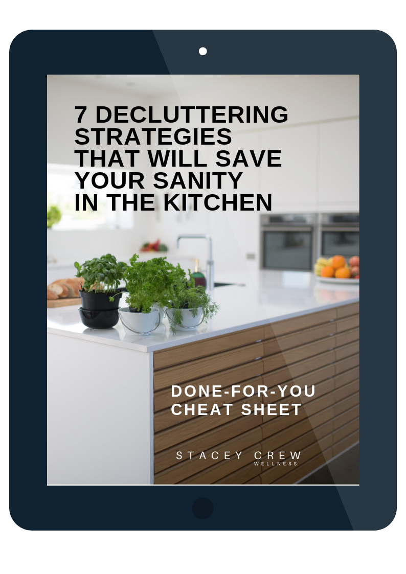7 Decluttering Strategies to Save Your Sanity in the Kitchen